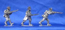 Polish infantry (set №9), 28 mm